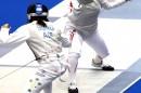 Lishan Sung Fencing