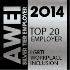 AWEI Silver Tier Employer 2014