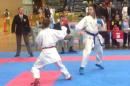 Alexandra Gallo competing