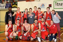 Macquarie's Men's Basketball team won gold at the Eastern University Games.