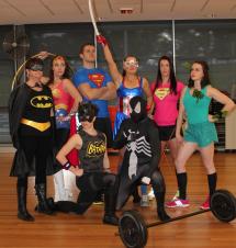 Macquarie University Sport and Aquatic Centre staff and instructors. Credit: Campus Life