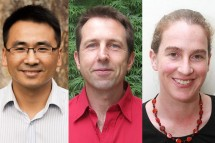Dr Yingjie Yang, Dr Ian Wright and Dr Melanie Bishop have received awards from the Australian Academy of Science.