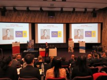 CPA Australia took part in the ACCG315 first semester celebration.