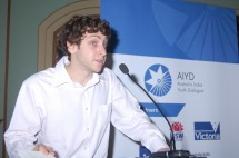 Law alumnus Shaun Star is the Chair of the Australia India Youth Dialogue (AIYD). He sees meaningful dialogue between the youth of these two vibrant democracies as critical.