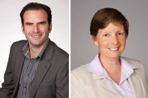 Dr Adam Lockyer and Annette Stewart have been awarded Fulbright Scholarships.