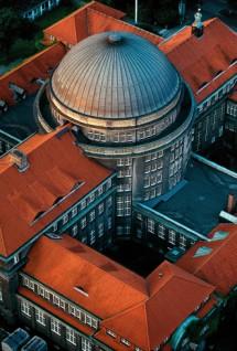 The University of Hamburg. Photo by Michael Zapf.