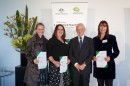 Macquarie's Citation recipients with The Honourable Philip Ruddock MP