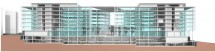 An artist's impression of 8 and 10 University Ave. Credit: Kannfinch and Sissons.  .