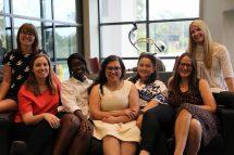 Global Leadership Program team