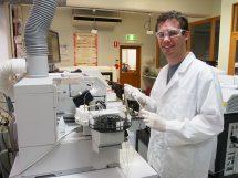 Paul Harvey, researcher at Macquarie University