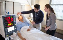 Macquarie University launches graduate medical degree. Credit Chris Stacey.