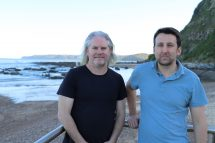 dr-mark-brown-from-the-university-of-newcastle-and-martin-ostrowski-from-macquarie-university