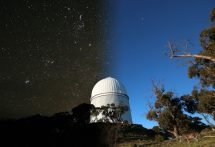 The Anglo-Australian Telescope near Coonabarabran, NSW, where Veloce will be housed. Credit: Angel Lopez-Sanchez