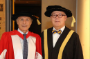 Dr Alan Finkel and Professor S Bruce Dowton