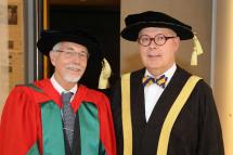 Professor Jef Boeke and Professor S Bruce Dowton