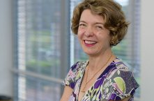 Dr Yvette Blount, senior lecturer from Macquarie University Business School