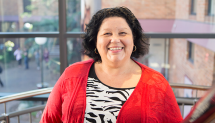 Professor Bronwyn Carlson, Head of the Department of Indigenous Studies at Macquarie University