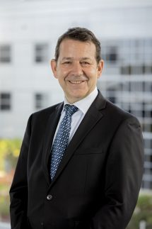 Macquarie University Professor Enrico Coiera