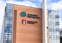 Macquarie University's Australian Hearing Hub Building