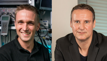 Dr Simon Gross and Professor Stefan Trueck