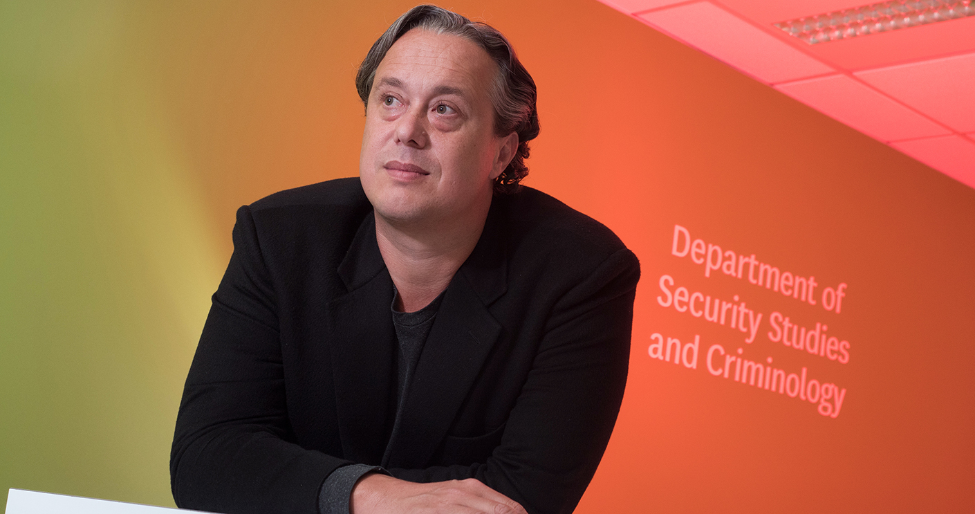 Julian Droogan, Senior Lecturer in Security Studies at Policing Intelligence & Counter-Terrorism