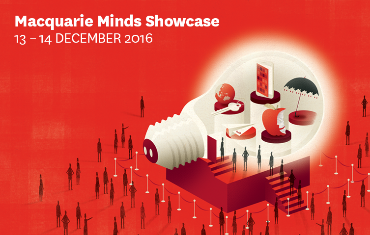 Macquarie Minds Showcase
