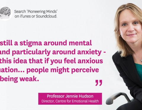Jennie Hudson podcast image