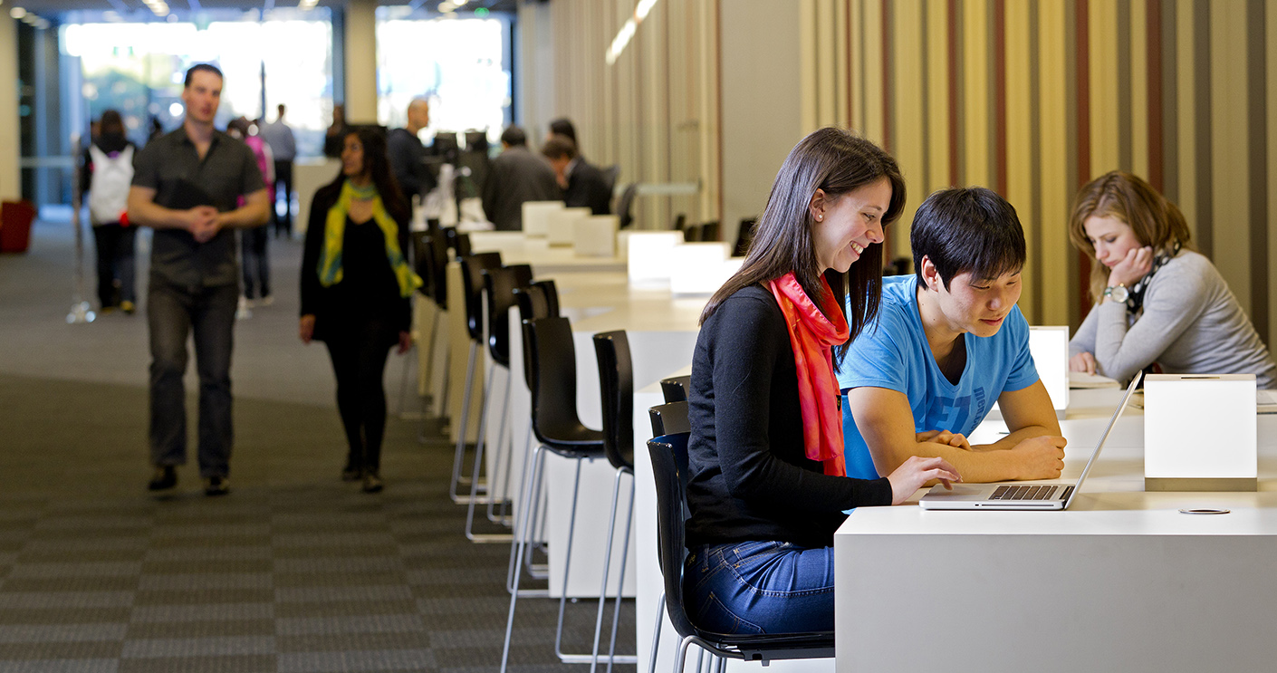 how to use macquarie university library