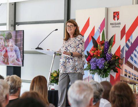 Celebrating Women at Macquarie 2016