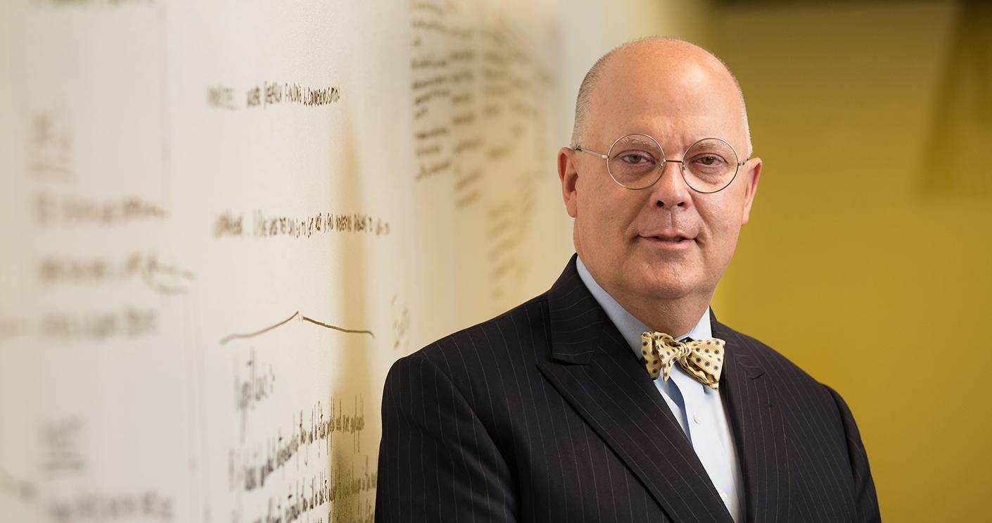 Vice Chancellor Professor S Bruce Dowton