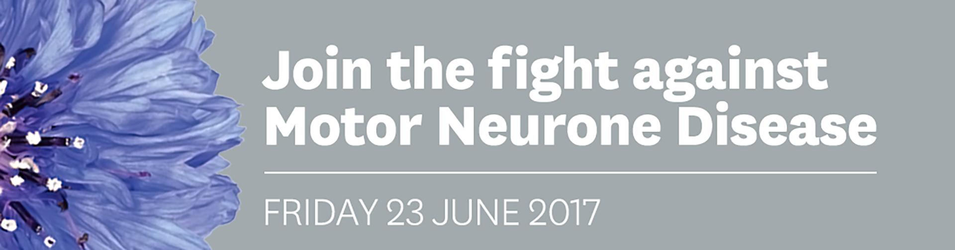 Motor neurone disease fundraiser this week at macquarie for Motor neurone disease support