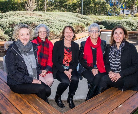 Human Sciences PACE team photo