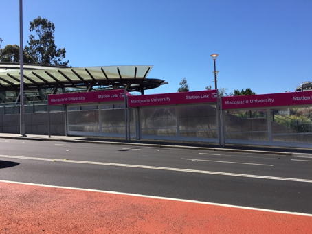 Staff reminder – Epping to Chatswood train line closes next