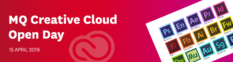 Adobe Creative Cloud applications now free for staff | This