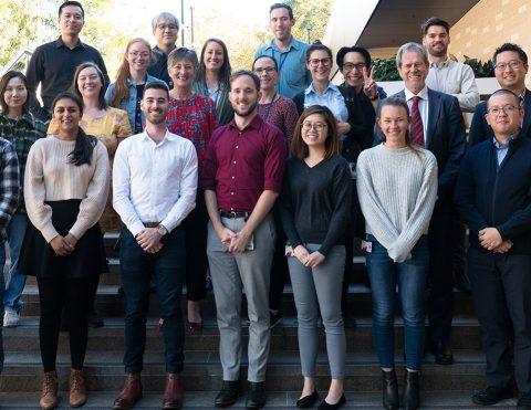 The MQ Clinical Trials team